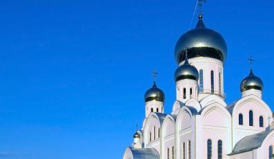 Cerkiew - zdjęcie ilustracyjne