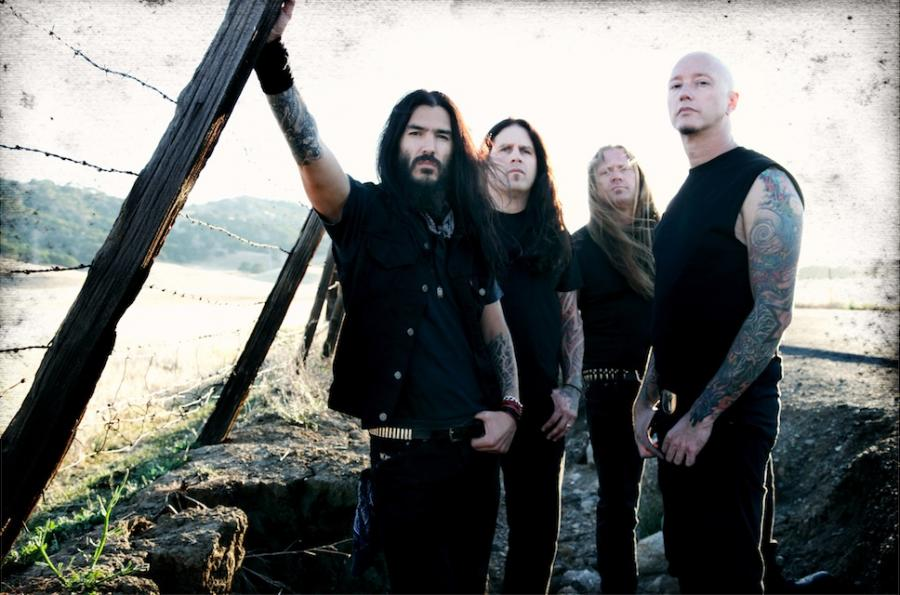 Machine Head rusza w \