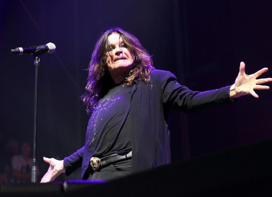Black Sabbath pyta czy \