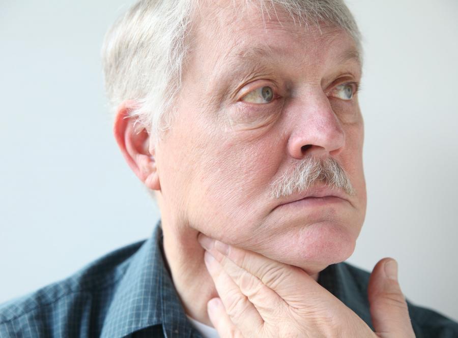 Więcej diagnoz raka głowy i szyi