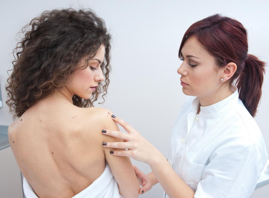 Zbadaj skórę za darmo