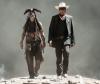 """Johnny Depp i Armie Hammer w filmie """"Jeździec znikąd"""""""