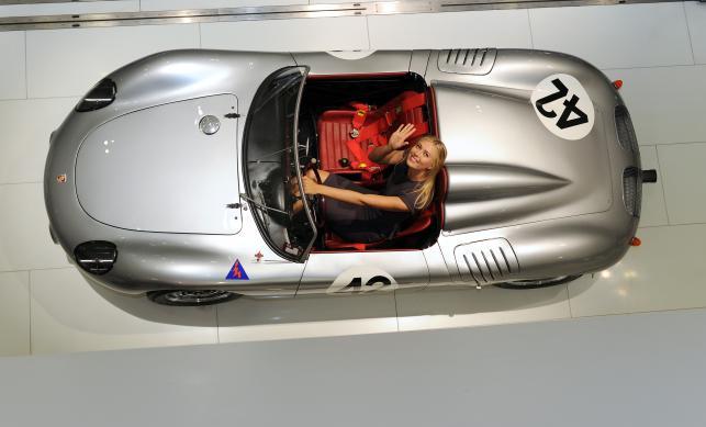 Porsche i Maria Szarapowa