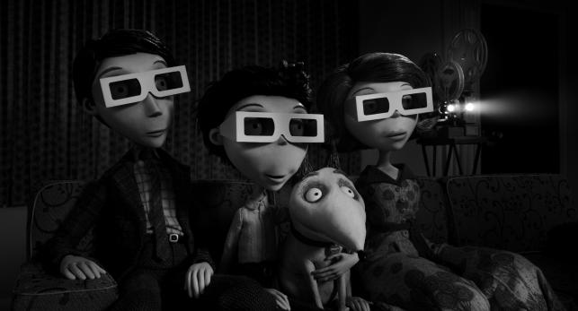 """Frankenweenie"" zadebiutował na DVD i Blu-ray"