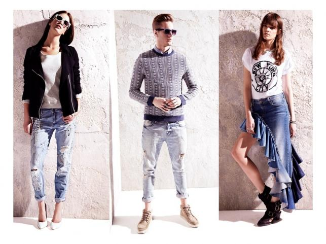 River Island Denim Look 2013