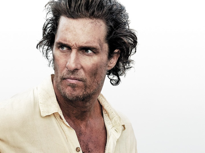 Matthew McConaughey jako \