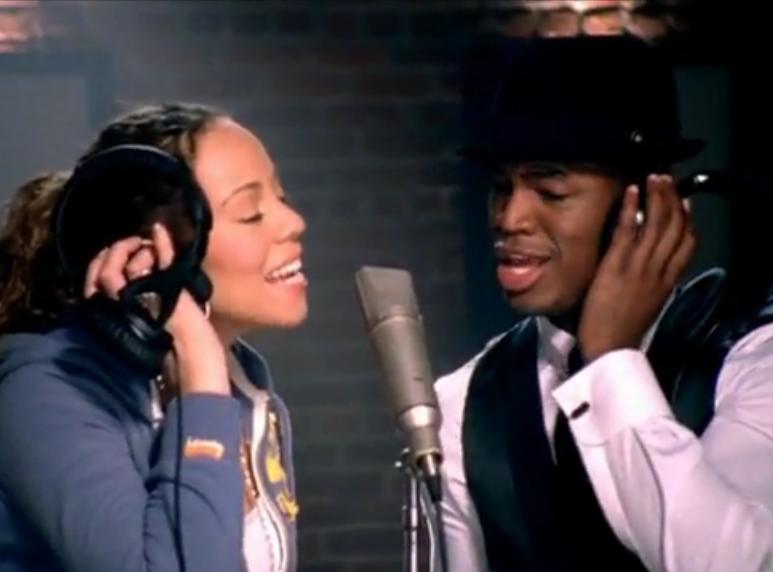 Ne-Yo śpiewał także z Mariah Carey