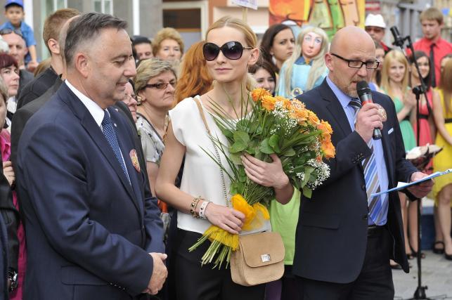 Joanna Moro odsłania gwiazdę Anny German