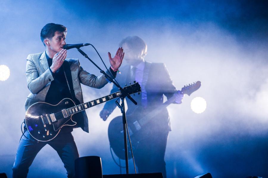 Arctic Monkeys stworzą hity do tańca?