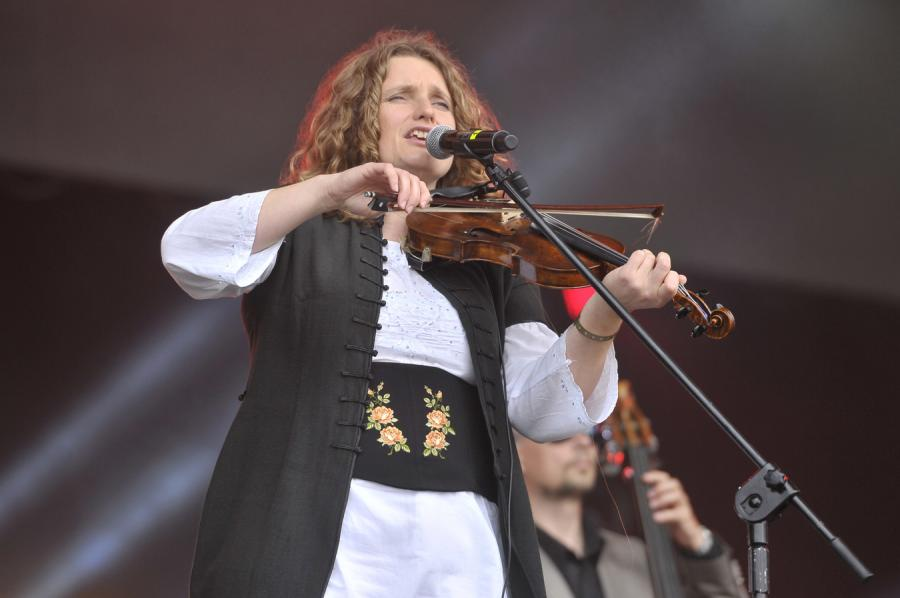 Kapela Ze Wsi Warszawa na Sziget Festival