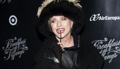 Debbie Harry idzie na emeryturę?