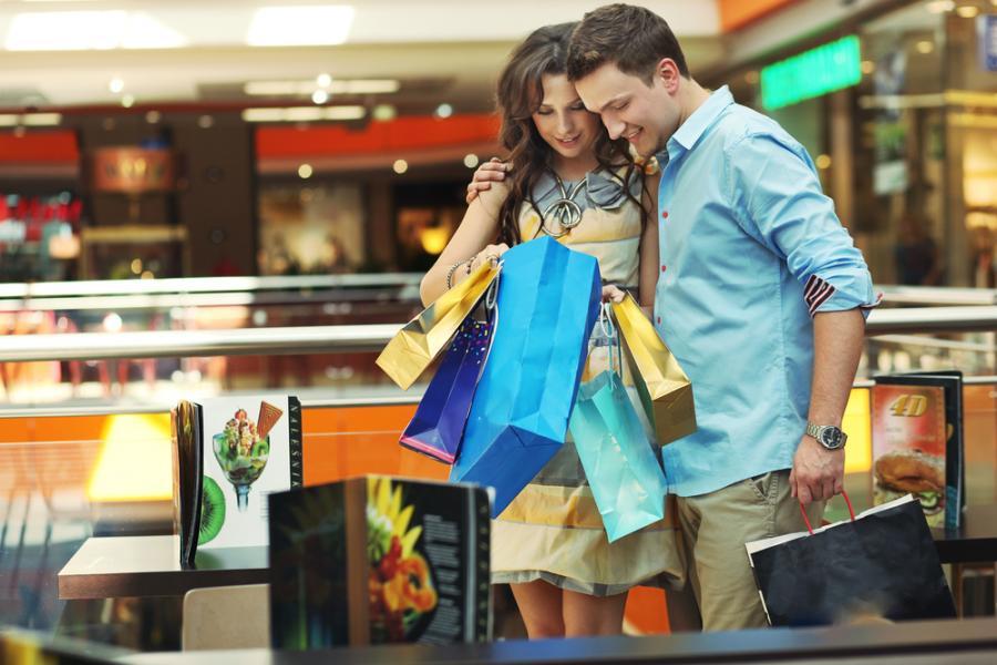 Para na zakupach