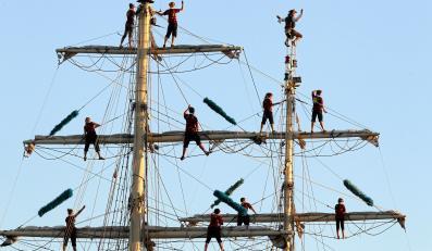 Finał The Tall Ships' Races