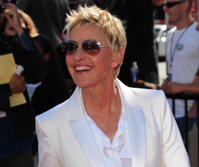Ellen DeGeneres znów poprowadzi Oscary