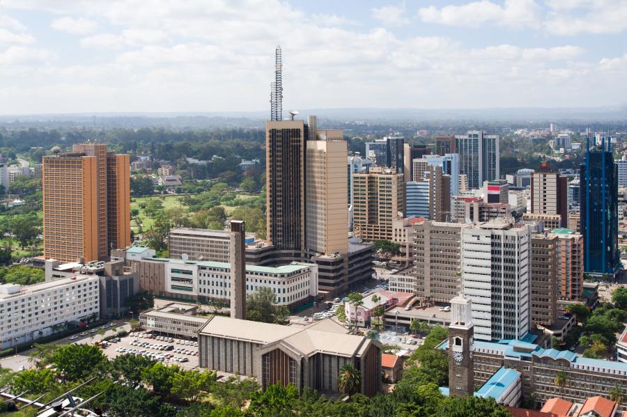 Panorama Nairobi