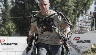 "Matt Damon w filmie ""Elizjum"""