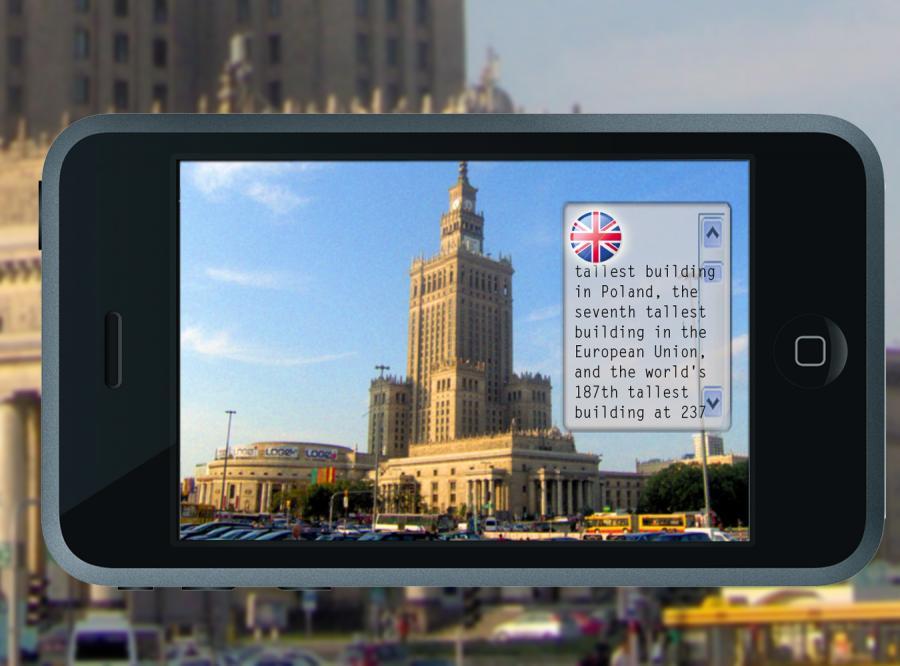 Z aplikacją iPhona odkrywaj świat na nowo
