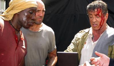 """""""Niezniszczalni 3"""" na planie: Wesley Snipes, Jason Statham i Sylvester Stallone"""