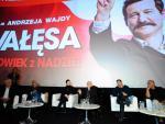 Wałęsa. Człowiek z nadziei – konferencja prasowa