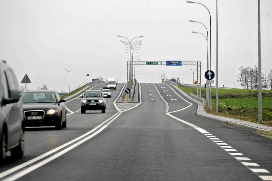 Autostrada A2 Łódź-Warszawa
