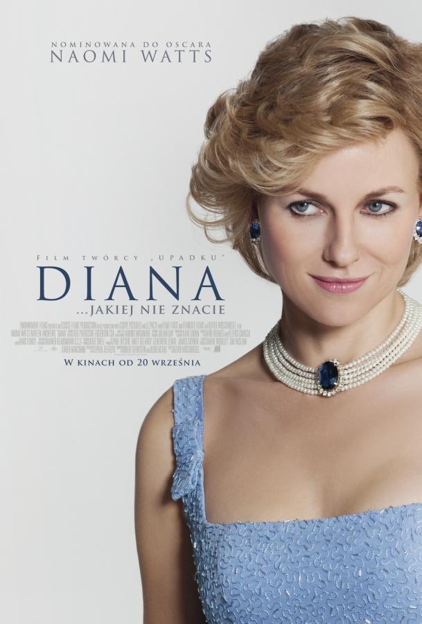 Naomi Watts na plakacie filmu \