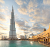 Burj Khalifa w Dubaju