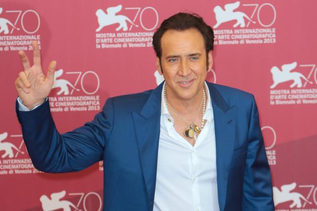 Najlepszy aktor: Nicolas Cage