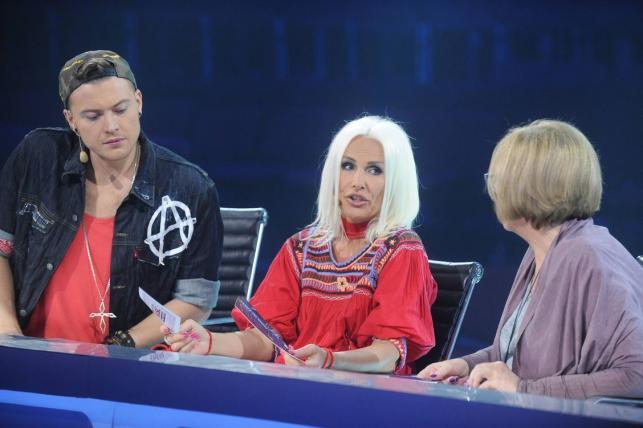"Panel jurorski w ""Must be the music"""