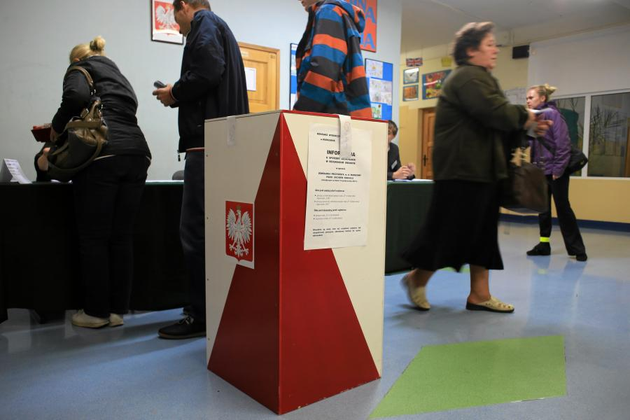 Referendum w sprawie odwołania Hanny Gronkiewicz-Waltz
