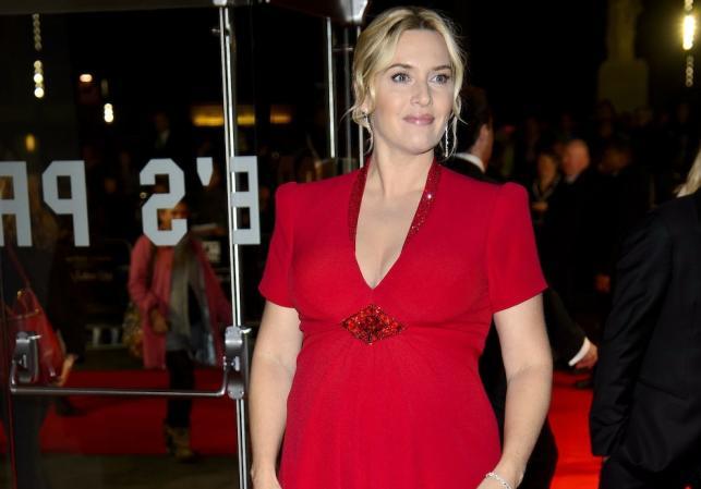 """Kate Winslet na premierze """"Labor Day"""" w Londynie"""