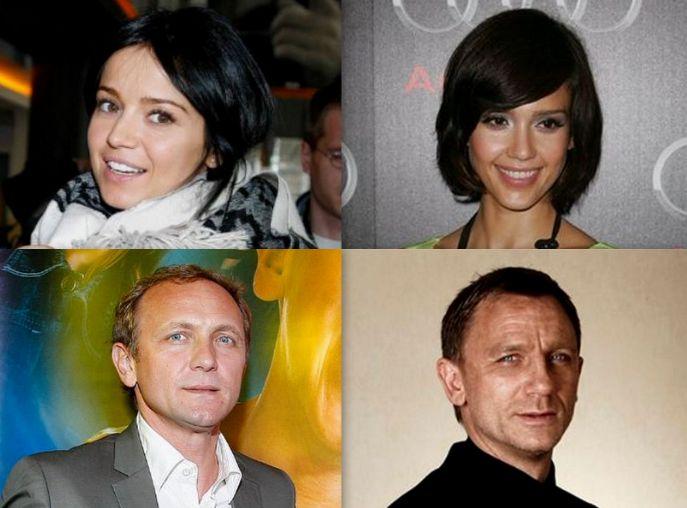 Polskie gwiazdy i ich bliźniaki z Hollywood
