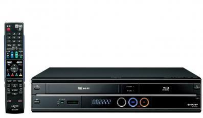 Nagrywarka blu-ray z twardym dyskiem i ..VHS
