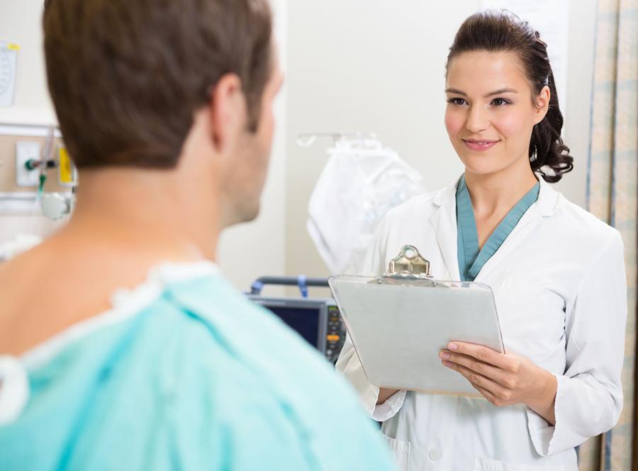 4. Nowotwór prostaty można szybko i łatwo wykryć