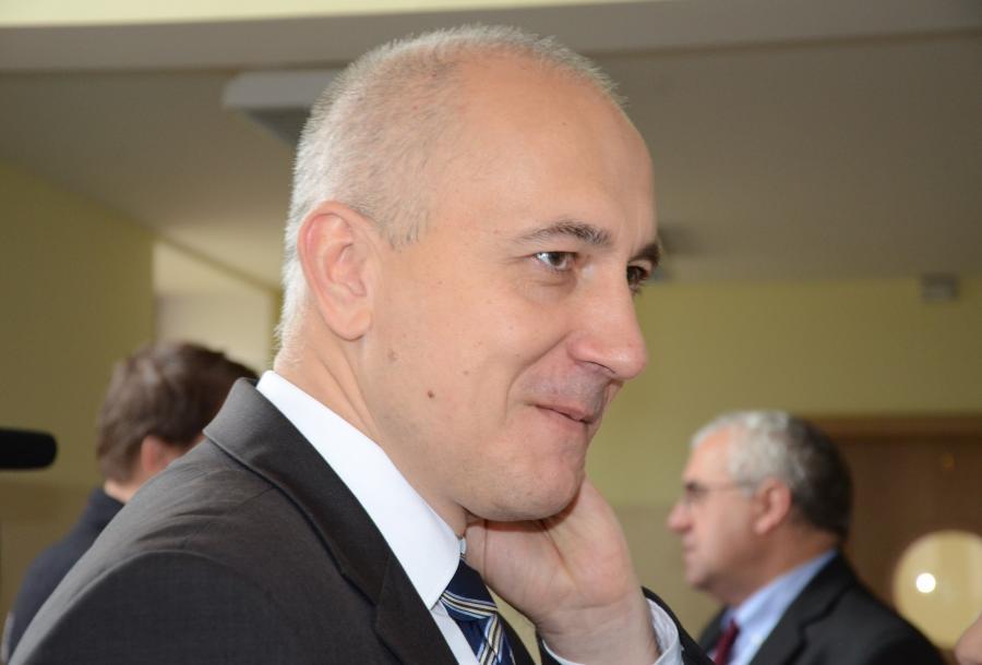 Poseł PiS Joachim Brudziński