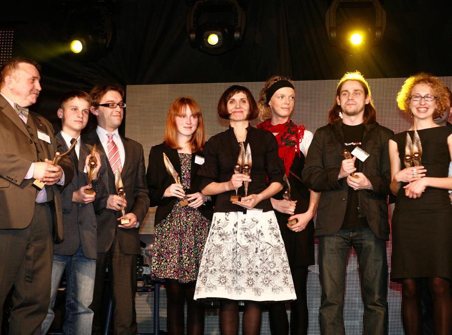 Laureaci konkursu Blog Roku 2009