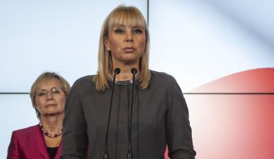 Elżbieta Bieńkowska i Lena Kolarska-Bobińska