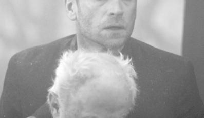 """Mariusz Bonaszewski i Stanisław Brudny w filmie """"Las"""" Piotra Dumały (premiera kinowa 26 lutego)"""