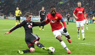 Bayer - Man Utd