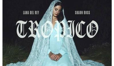 Lana Del Rey jako Maryja