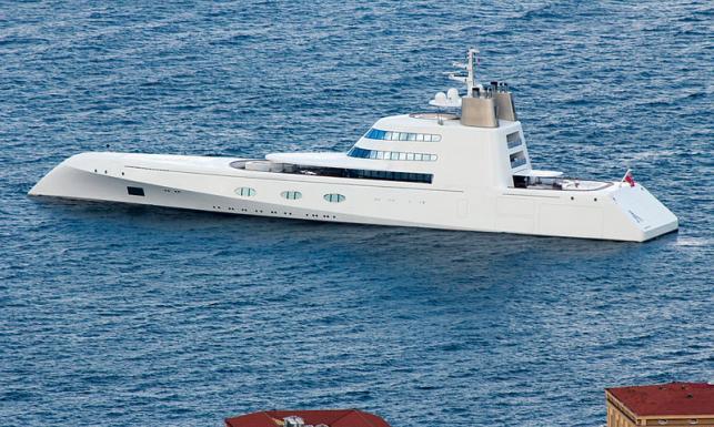 Najdroższe jachty świata i ich właściciele. ZDJĘCIA