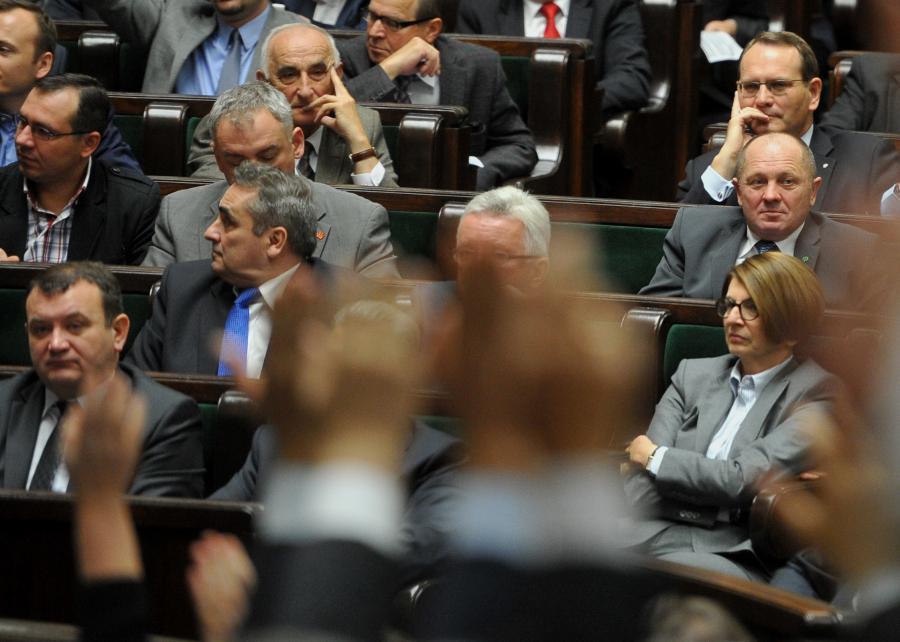 Sejm głosowanie