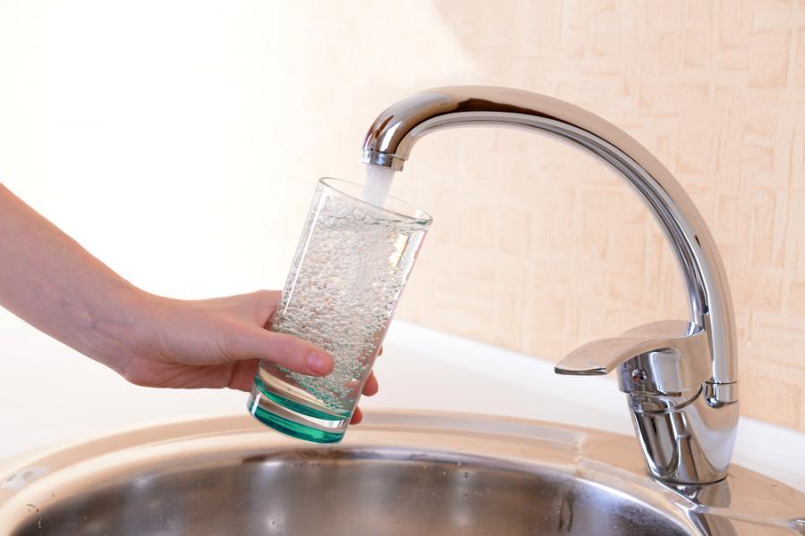 Woda prosto z kranu