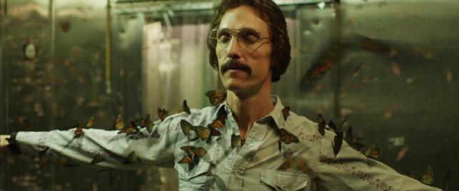 """Matthew McConaughey w filmie """"Witaj w klubie"""""""