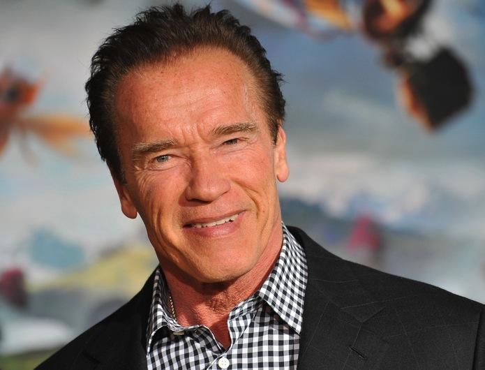 Arnold Schwarzenegger wspiera organizację After-School All-Stars