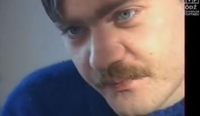 Mariusz Trynkiewicz - kadr reportażu TVP