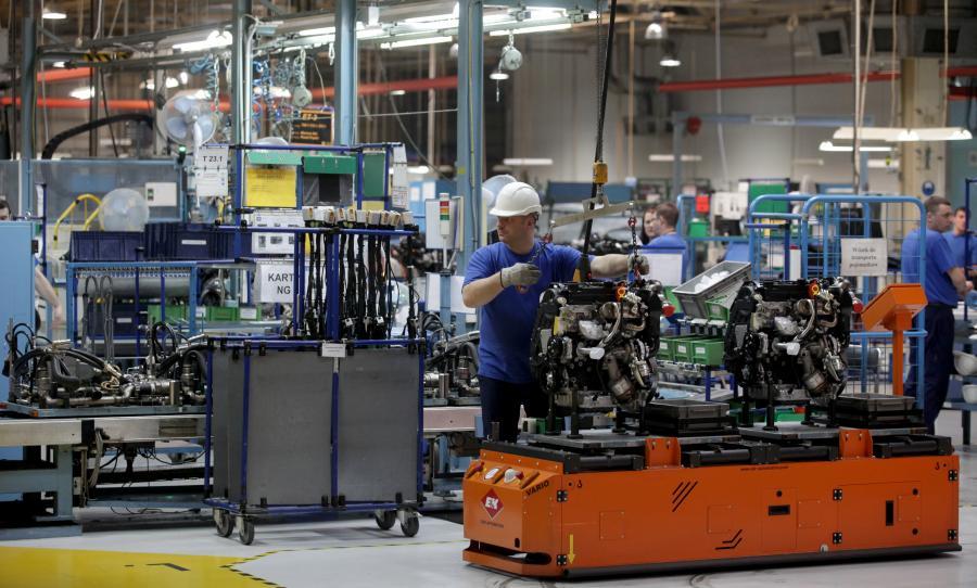 Fabryka silników GM w Tychach
