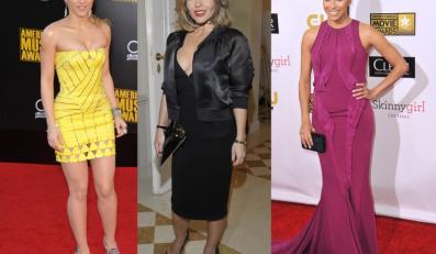 Shakira, Edyta Herbuś i Eva Longoria