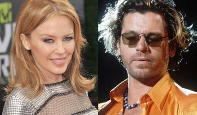 Michael Hutchence pokazał świat Kylie Minogue