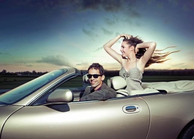 Co samochód mówi o potencjale seksualnym mężczyzny?