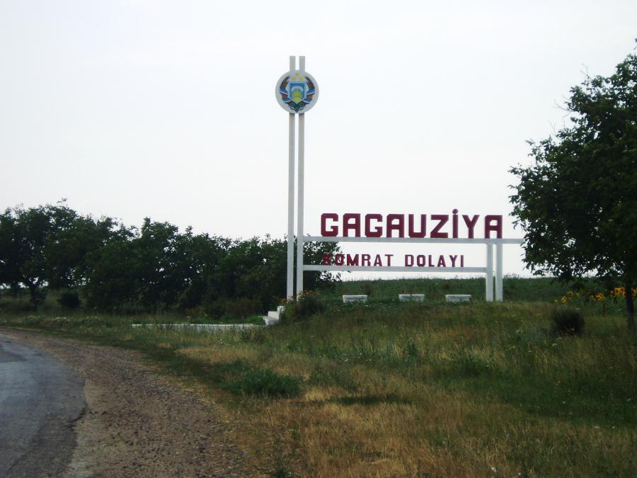 Droga w Gagauzji